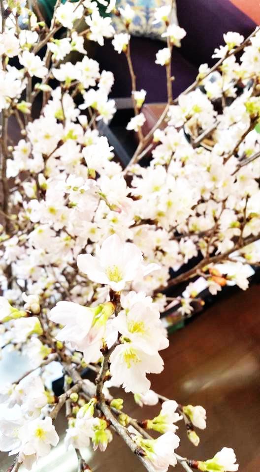 「お花カード&リンパマッサージ」花心1月20日イベント1